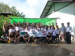 School project at Klong Thom