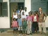 Ghana volunteer in Fun Run to raise funds for schools