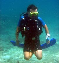 Buoyancy practice