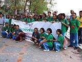 Thai Conservation Volunteers Join Schools Awareness Weekend