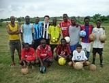 Ghana Sports Volunteer has Goal of International Soccer Career