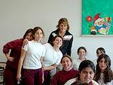 Volunteers in Argentina
