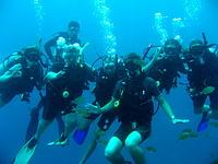 Good group buoyancy control