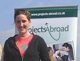 20,000th Volunteer joins Projects Abroad