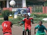 Projects Abroad's Soccer Academy Receives Support from Arsenal Star