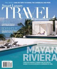Sherman's Travel magazine