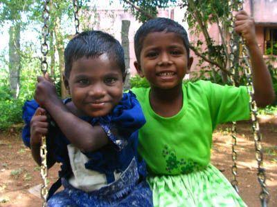 Children at Munira's placement
