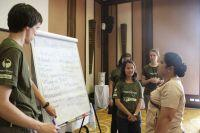 Great Success on our Adult Education English Course in Thailand