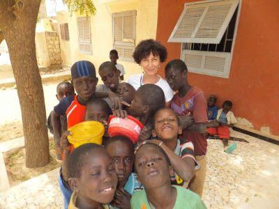 Volunteer Micro-finance in Senegal