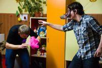 Drama Mini Project in Romania Brings Volunteers Together