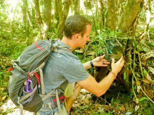 Eastern Michigan University student gains valuable experience in conservation while volunteering in Nepal