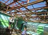Volunteers Complete the First Renovations of a School in the Philippines