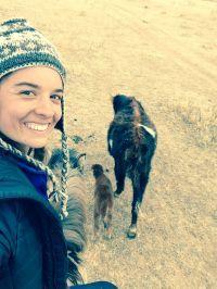 American University Graduate Experiences Nomadic Life in Mongolia