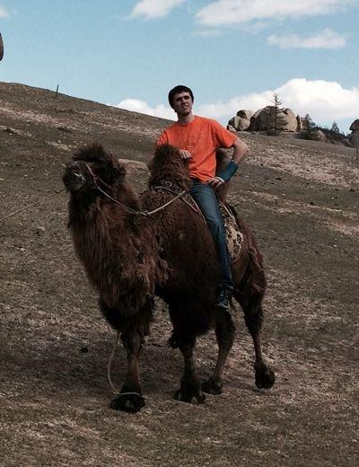Young American fulfills his dream to volunteer in Mongolia