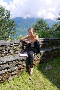 Isabelle's Story: Gap Year Student finds Career Path on Conservation in Nepal