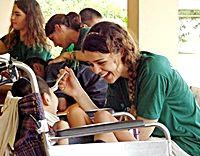 Projects Abroad Cambodia supports campaign for paralyzed student