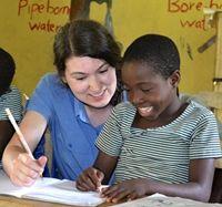 Canadian teacher gains valuable experience as a volunteer at the Wonderful Love School in Akuapem Hills, Ghana