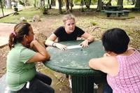Business intern helps support marginalized employees in Costa Rica