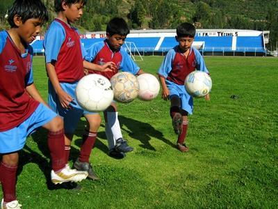 Sport - Praktikum in Peru