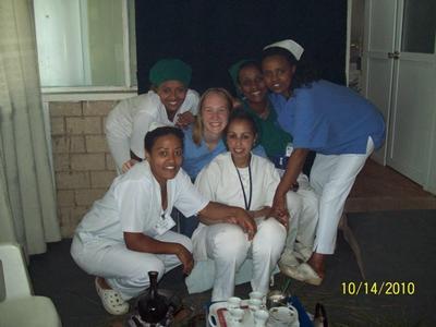 Physiotherapie Äthiopien