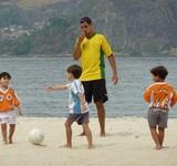 Trainiere Ronaldinho und Ronaldo von morgen!!!
