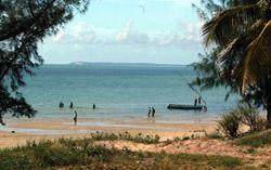 Naturschutz in Mosambik