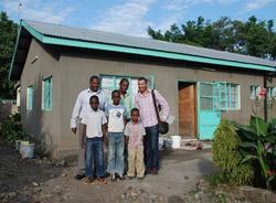 Wasserprojekt in Tansania