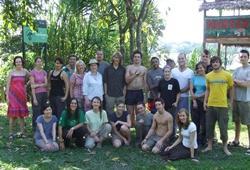 Regenwaldprojekt Peru