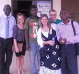 Unsere Menschenrechts - Projekte in Ghana und Südafrika bekommen Verstärkung!