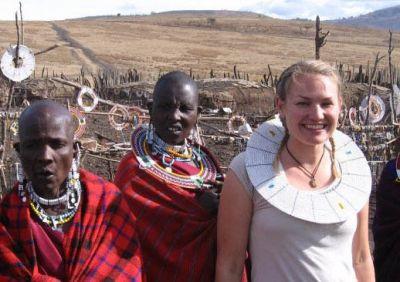 Sozialarbeit in Tansania