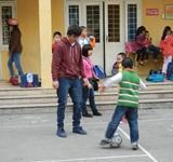 Neues Projekt in Vietnam: Teile deine Sportbegeisterung mit Schülern in Hanoi!
