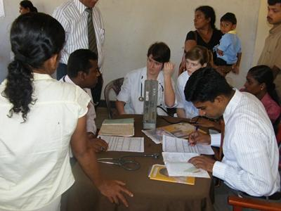 Medizin Praktikum in Sri Lanka