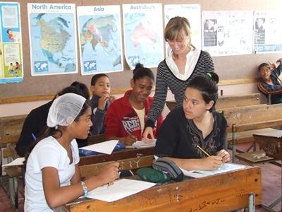 IT - Unterricht in Kapstadt
