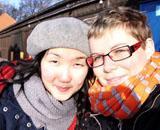 Die Mongolei zu Besuch in Berlin