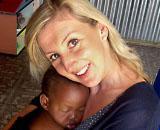 Video-Interview: Durch Danielas Einsatz konnte ein Kinderhort in Südafrika renoviert werden
