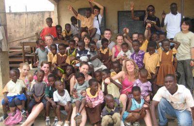 Viel Spaß bei der Freiwilligenarbeit - seit 20 Jahren mit Projects Abroad