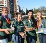 Kuchen für den guten Zweck - Freiwillige organisieren Spenden-Aktion für einen Kindergarten in Argentinien
