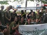 Auszeichnung für unser Naturschutz - Projekt in Thailand