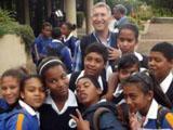 Klassenzimmer on tour: Schweizer Freiwilliger organisiert Schulausflug in Südafrika