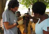 Hilf mit beim Malaria-Vorsorgeprojekt in Ghana