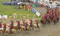 Von Steppenpferden und Kinder-Jockeys