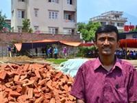 Katastrophenhilfe-Projekt in Nepal- eine erste Zwischenmeldung