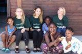 Projects Abroad fördert einen gesunden Lebensstil in benachteiligten Gebieten von Kapstadt