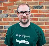 Projects Abroad hat einen neuen Geschäftsführer: Greg Thomson