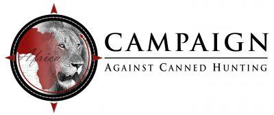 Logo von CACH (Campaign Against Canned Hunting)