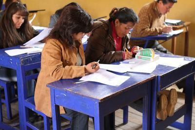 Projects Abroad Lehrerfortbildung im Fach Englisch in Peru