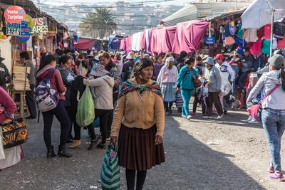 Engagagiere dich mit deiner Freiwilligenarbeit in Bolivien für Frauenrechte und gegen Menschenhandel