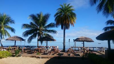 Ein Standhotel in unserem Zielland Fidschi-Inseln