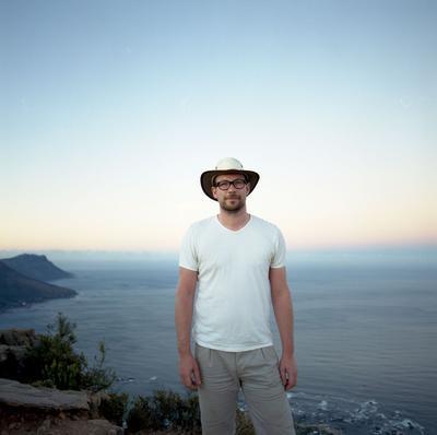 Greg Thomson, langjähriger Mitarbeiter und neuer CEO von Projects Abroad