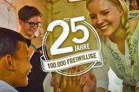 Wir feiern 25 Jahre Projekte weltweit!